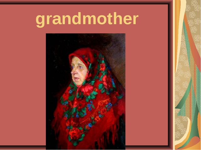 grandmother