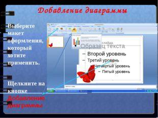 Введите все необходимые числа и надписи в лист данных. Закройте лист данных.