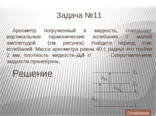 Задача №13 К однородному медному цилиндрическому проводнику длиной 10 м прило