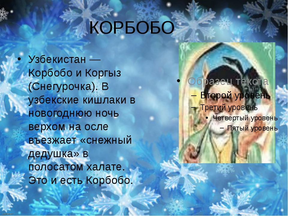 КОРБОБО Узбекистан — Корбобо и Коргыз (Снегурочка). В узбекские кишлаки в нов...