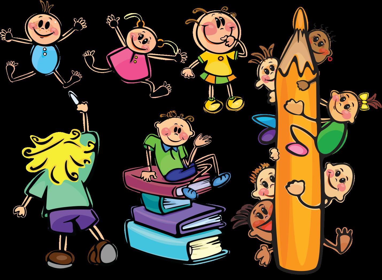 Интересные рисунки для школьников