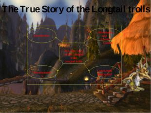The True Story of the Longtail trolls The True Story of the Longtail trolls L