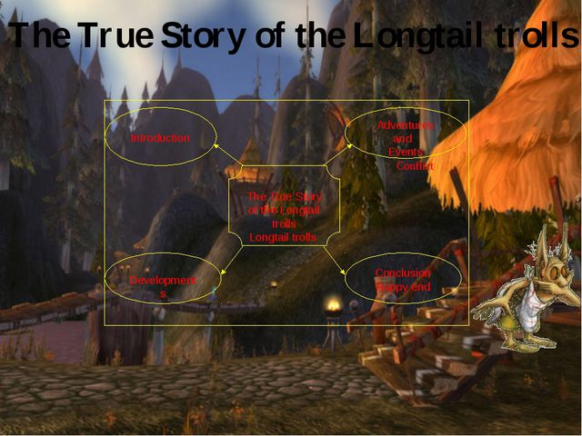 The True Story of the Longtail trolls The True Story of the Longtail trolls L...