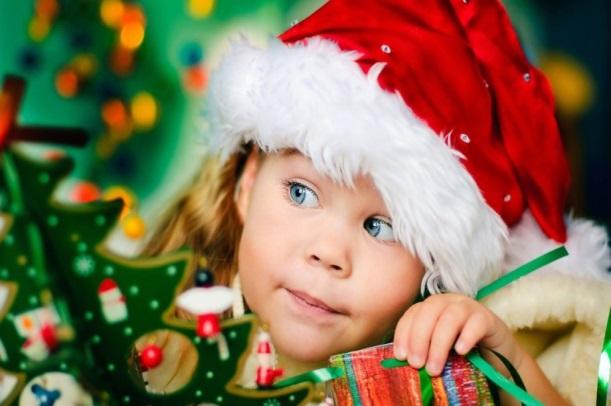 Новогодние игры и конкурсы для детей