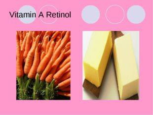 Vitamin A Retinol