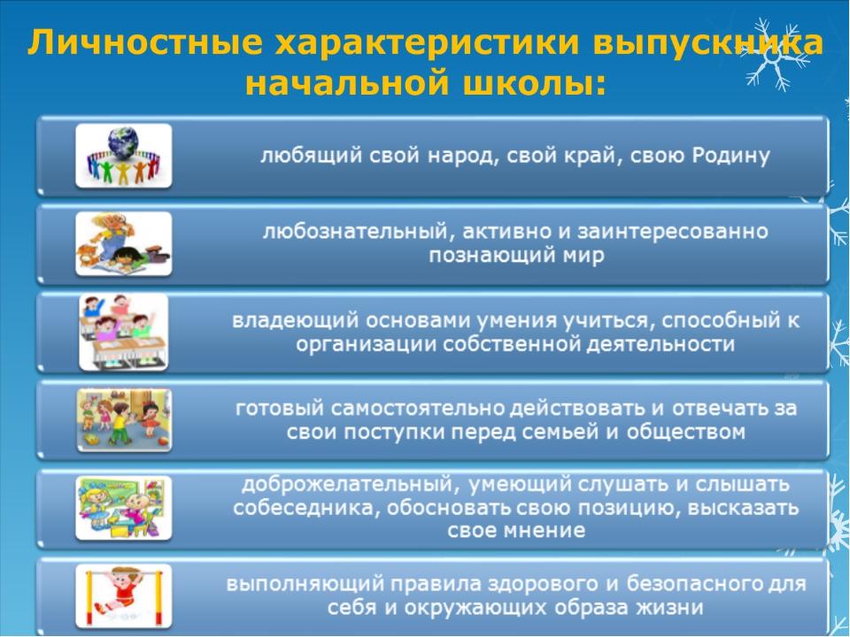 Положительные факторы комплекса начальная школа-детский сад