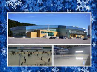 Соревнования по кёрлингу состоятся в Ледовом Дворце спорта в Ханты-Мансийске