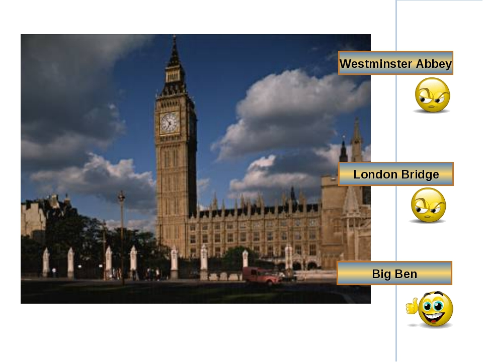 Westminster Abbey London Bridge Big Ben