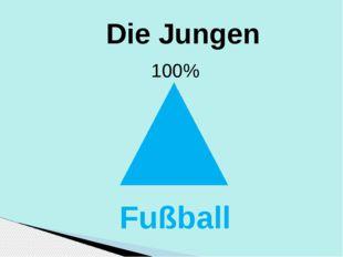 Die Jungen 100% Fußball