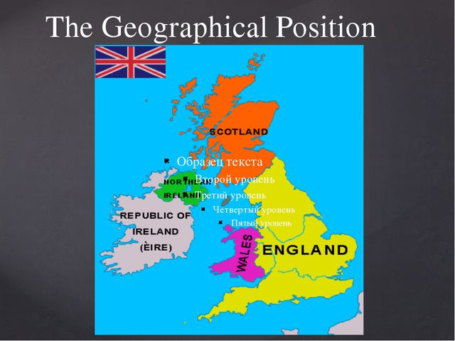The Geographical Position
