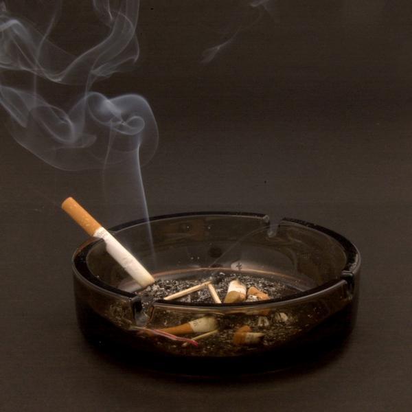 Памятка о вреде курения
