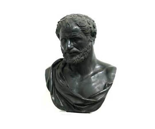 Демокри́т Абдерский — великий древнегреческий философ