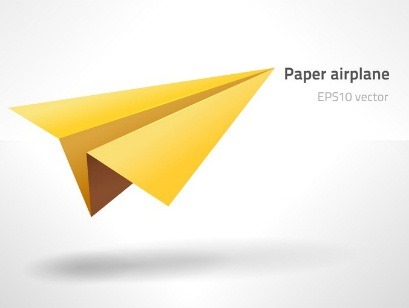 http://365psd.com/images/previews/c45/paper-airplane-vector-6170.jpg