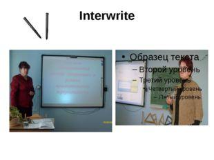 Interwrite