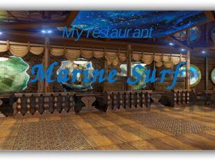 My restaurant Marine Surf