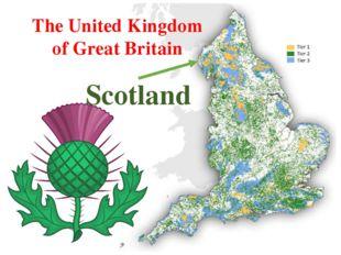 The United Kingdom of Great Britain Scotland