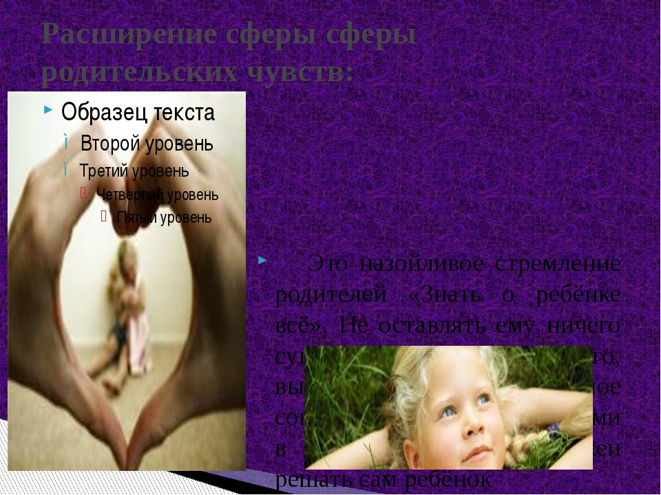 Это назойливое стремление родителей «Знать о ребёнке всё», Не оставлять ему...