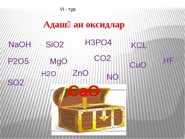Реакция нәтижисидә А) 16 г магний оксиди Ә) 5,1 г алюминий оксиди Түзүш үчүн...