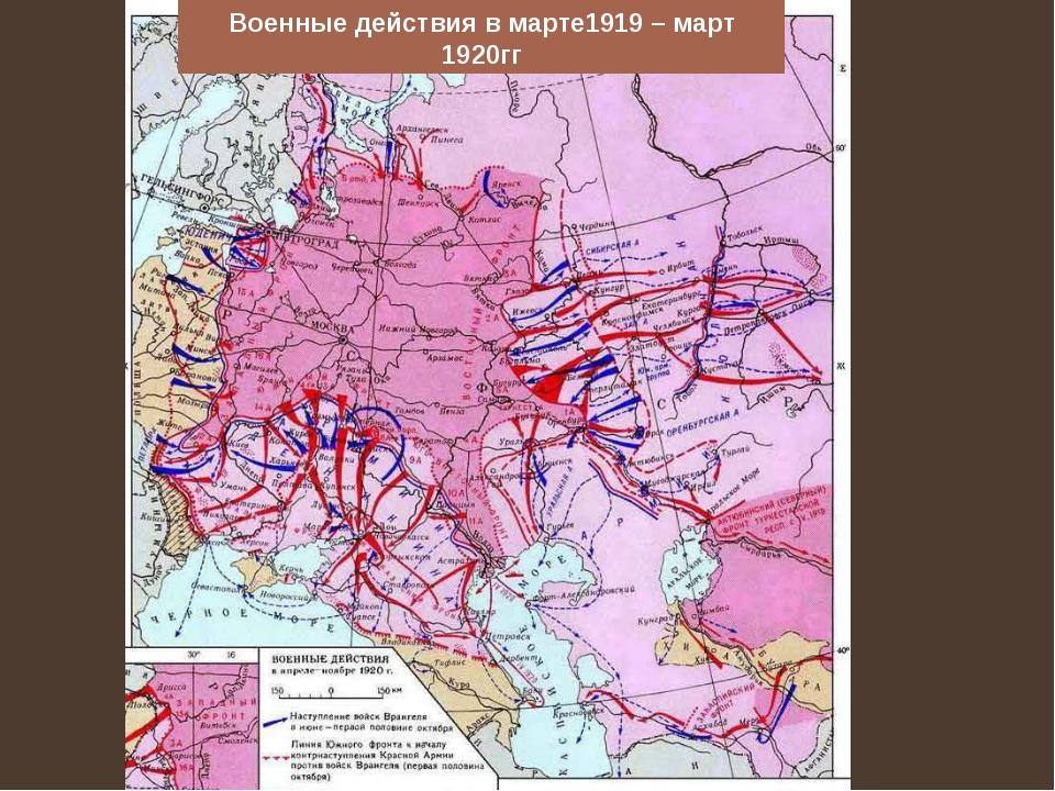 Ван Гога ход боевых действий в 1918 гражданская война телефоны
