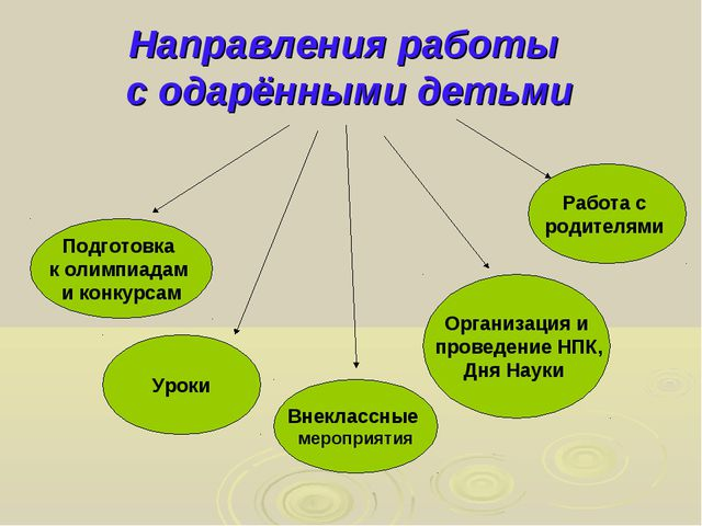 Подготовка к олимпиадам и конкурсам Внеклассные мероприятия Организация и про...