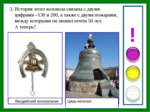 ! Валдайский колокольчик Царь-колокол 3. История этого колокола связана с дв