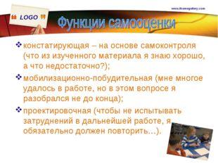 www.themegallery.com констатирующая – на основе самоконтроля (что из изученно