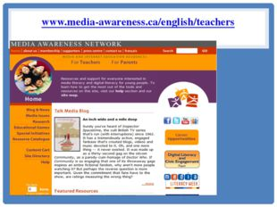 www.media-awareness.ca/english/teachers