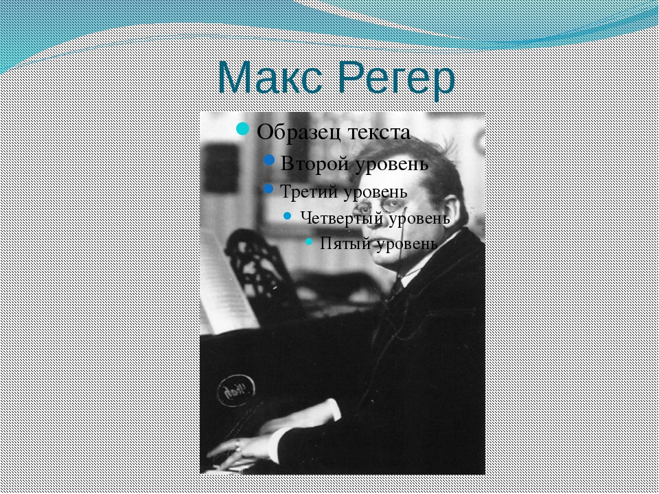 Макс Регер