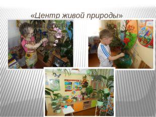 «Центр живой природы»