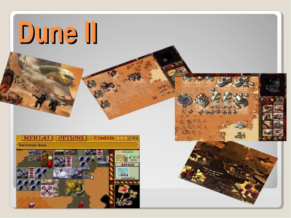 Dune II