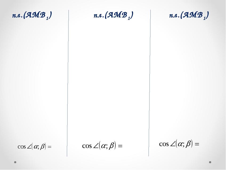 пл.(AMB1) пл.(AMB1) пл.(AMB1)