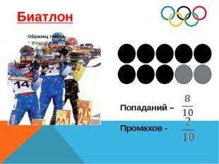 7-23.02.2014 г. – время проведения Зимней Олимпиады 85 – количество стран уча