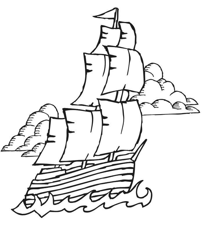 Девушке, картинки алые паруса корабль для распечатки