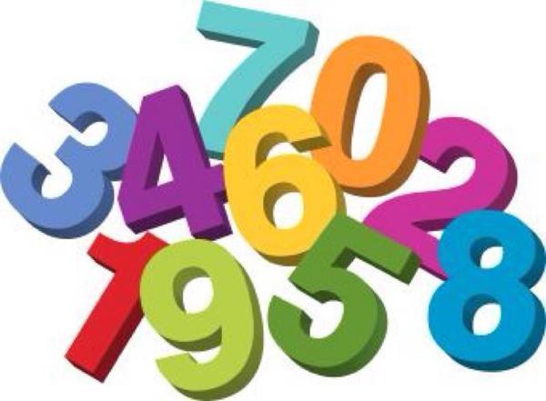 Описание: числа