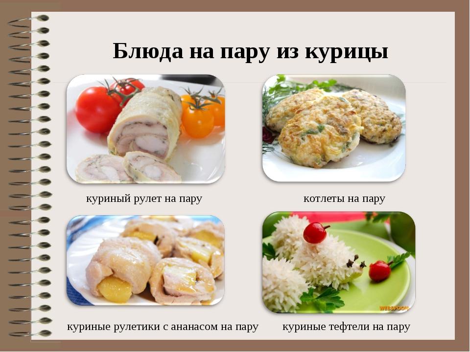 Рецепт блюд из окорочков