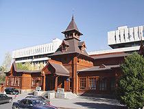 Almaty city, Kazakhstan scenery