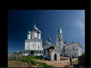 Переславль-Залесский. Никитский монастырь