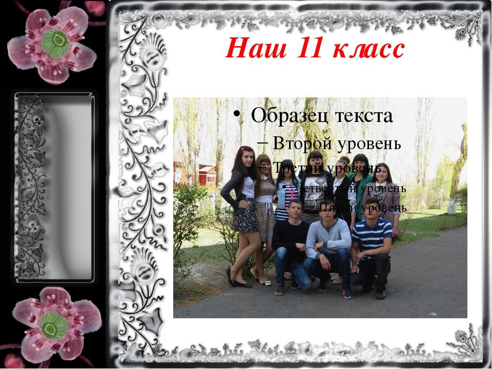 Наш 11 класс