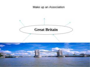 Great Britain Make up an Association