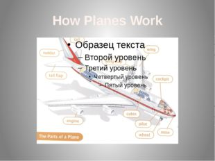 How Planes Work