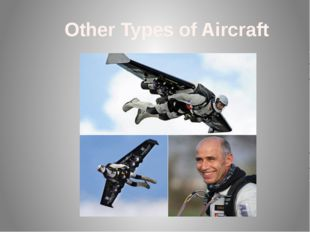 Other Types of Aircraft