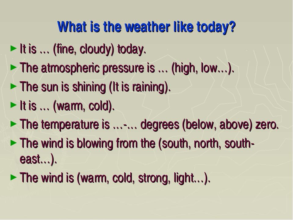 essay description of a sunny day