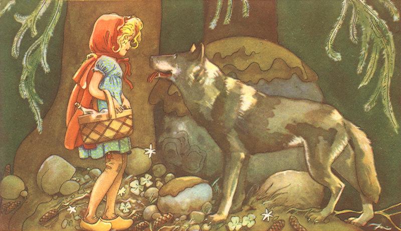 Изображения из различных сказок народов мира