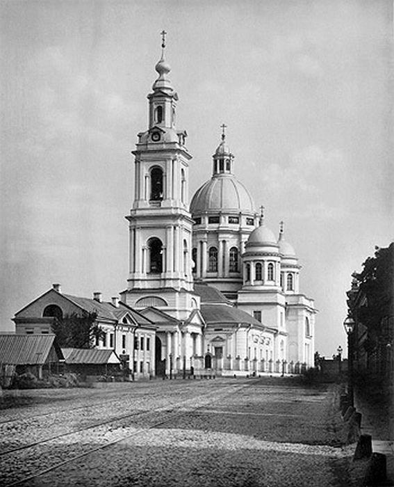 Москва сквозь линзу объектива: 120 лет. Часть II. Продолжени…