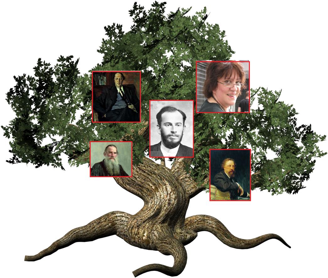 Дерево Толстых