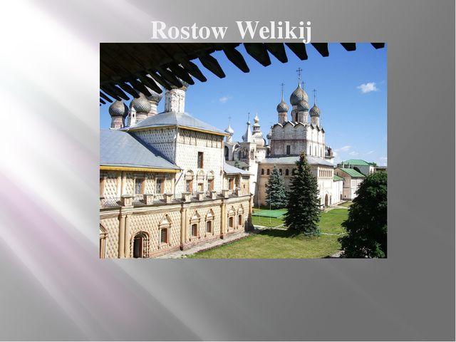 Rostow Welikij