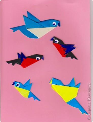 Птички оригами как сделать - Mobile-health.ru