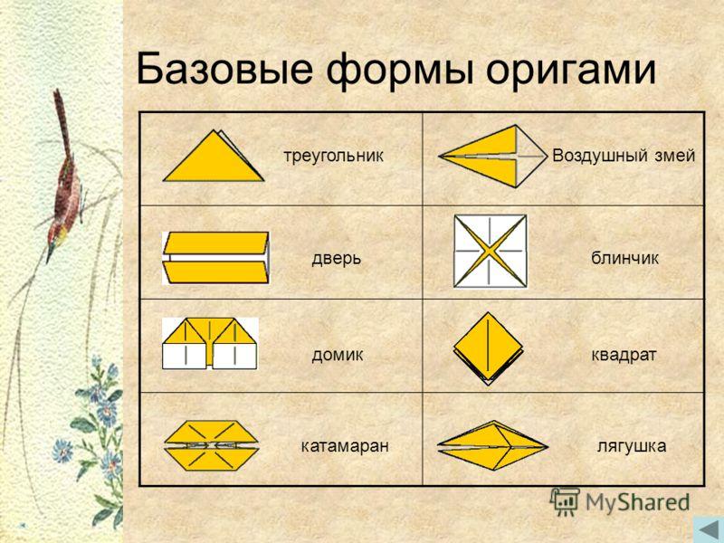 3 класс презентации уроки оригами