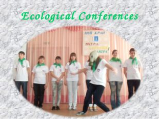 Ecological Conferences