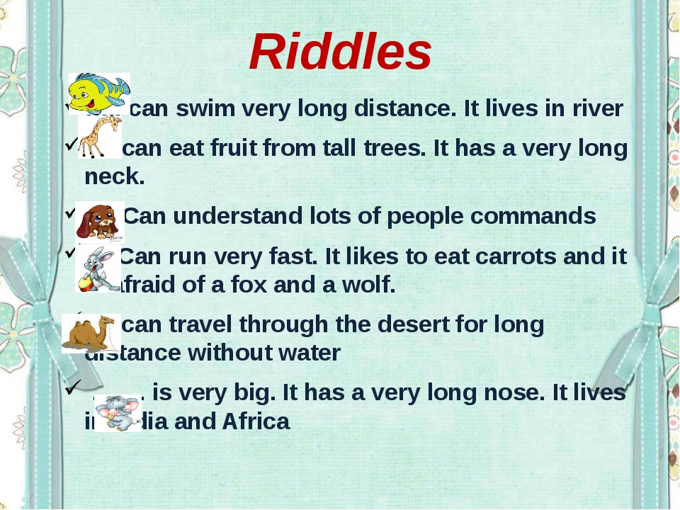 ….. can swim very long distance. It lives in river …. can eat fruit from tall...